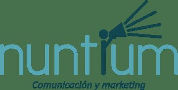 Nuntium Comunicación Logo