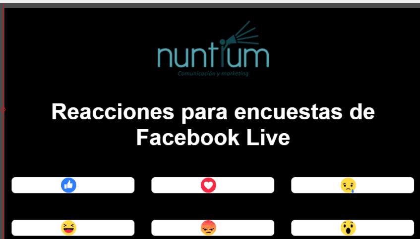 paso 6 facebook live