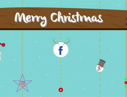 Cómo actualizar tu diseño gráfico en Navidad