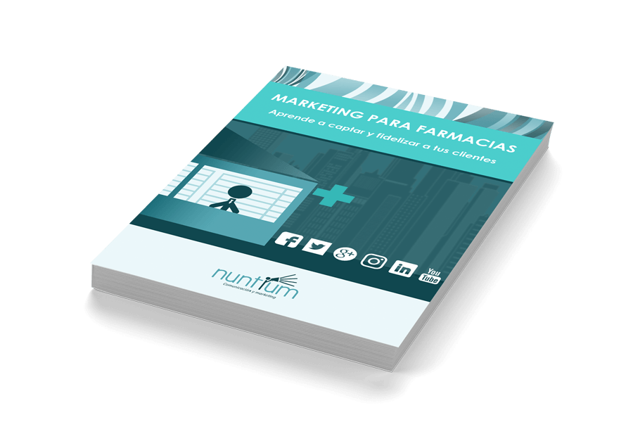 ebook marketing farmacias