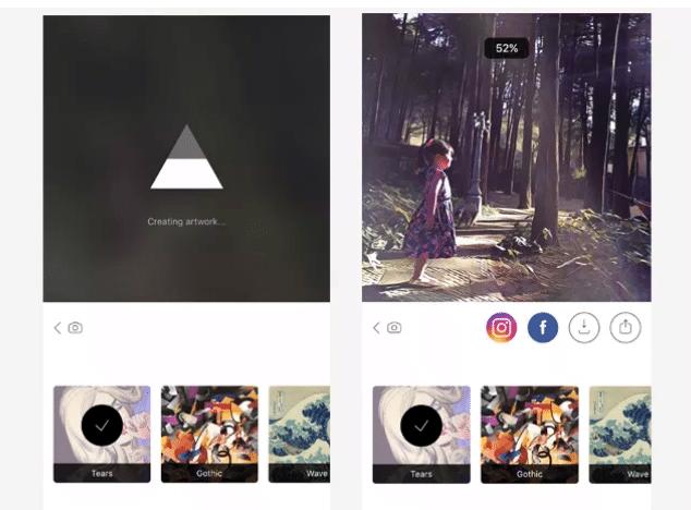 herramientas de Instagram Prisma
