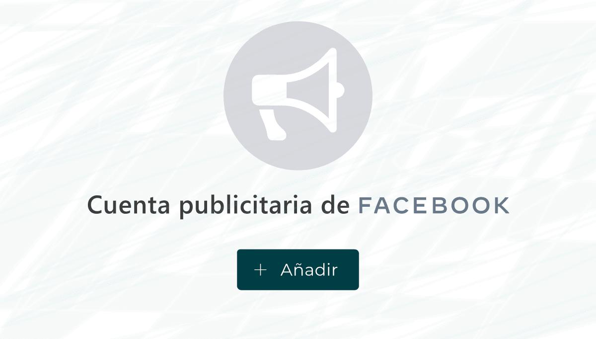 cuenta publicitaria de Facebook