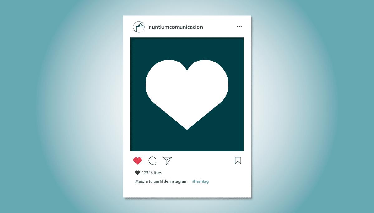 mejorar tu perfil de Instagram